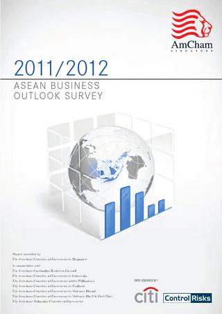 AmCham Singapore ASEAN Business Outlook Survey 2011/2012