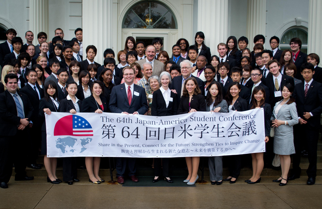 For Students by Students: Japan-America Student Conference