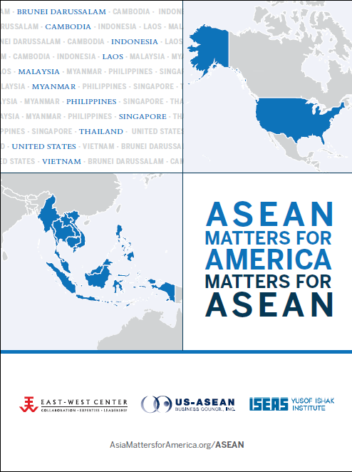 ASEAN Matters for America/America Matters for ASEAN cover