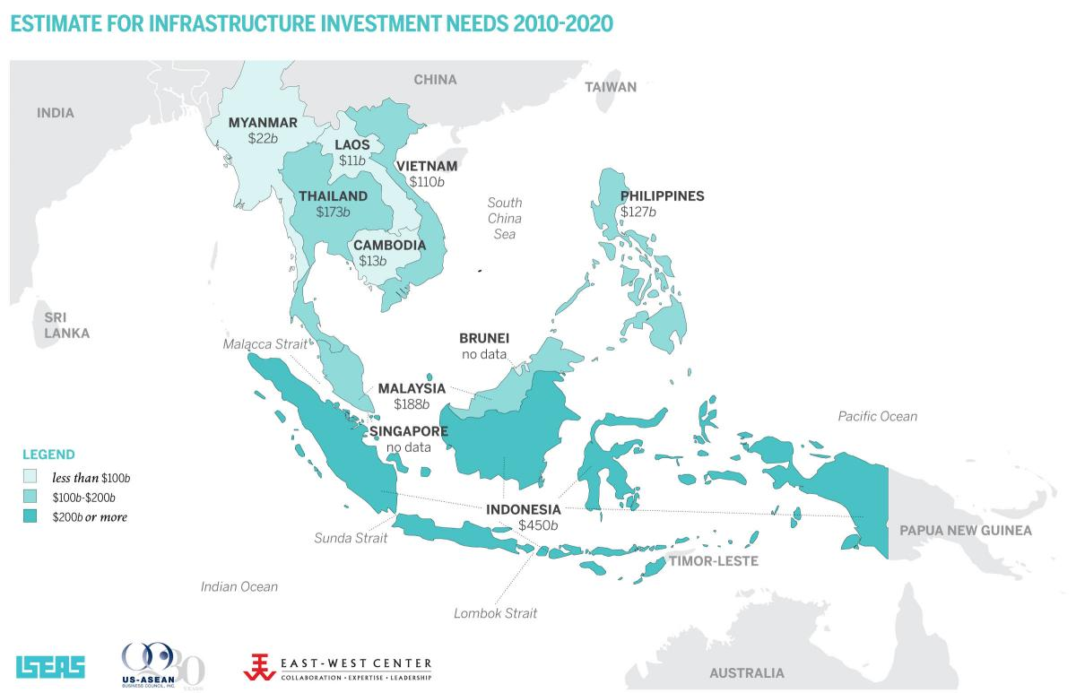 indonesia compare to asean country Largest country in the region, indonesia's role and attitudes towards regional  integration had shaped economic integration in southeast asia and east asia  and would  mfn = most-favoured nation, mop = margin of preference (the  difference.