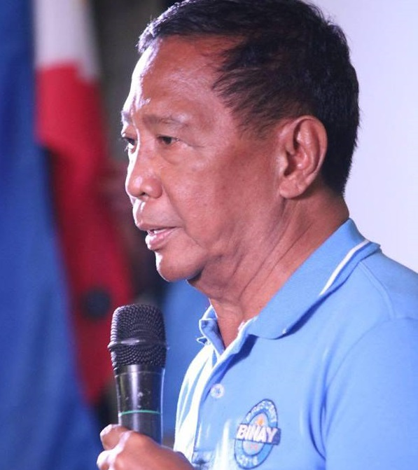 Image: Official Facebook Page of Vice President Jejomar C. Binay