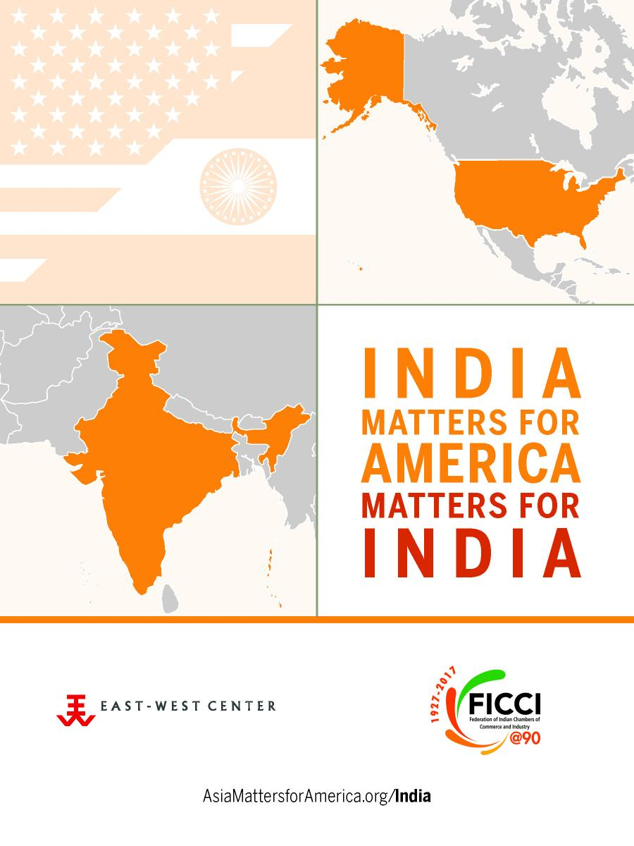 India Matters for America/America Matters for India cover
