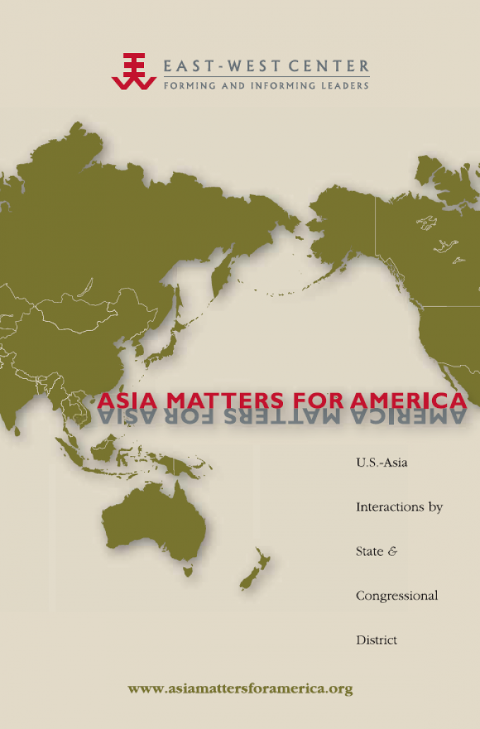 Asia Matters 2008 Cover