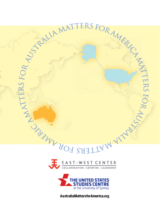 Australia Matters 2010 Cover