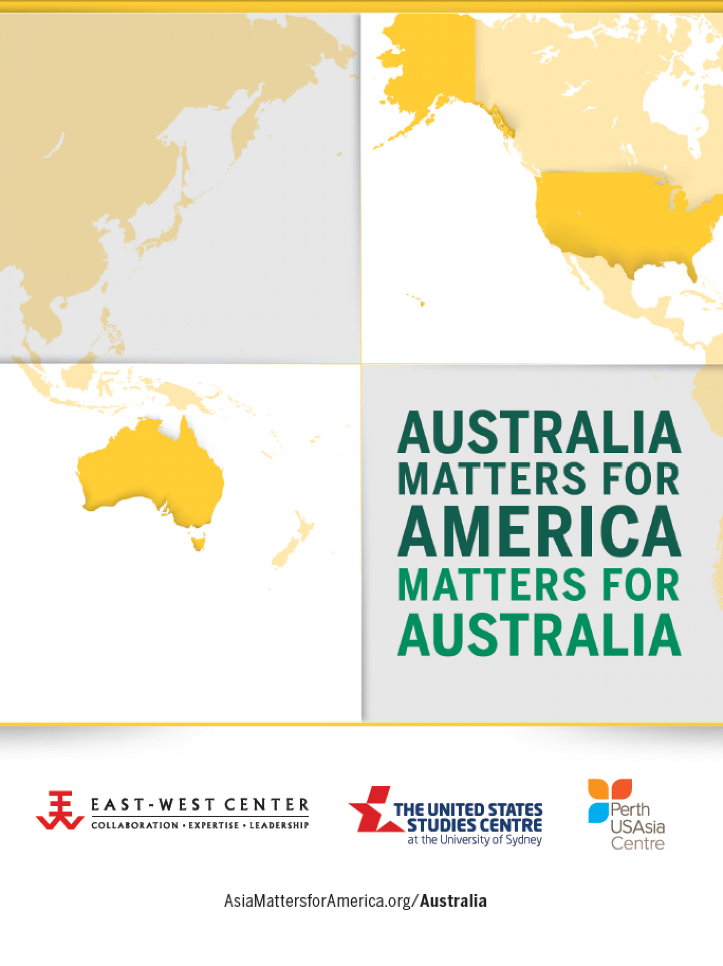 Australia Matters Cover