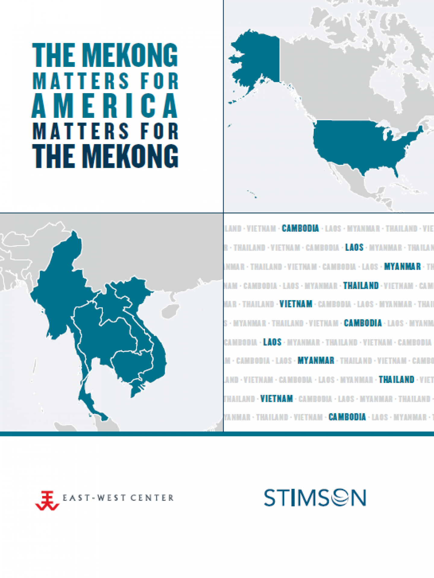 Mekong Matters Cover